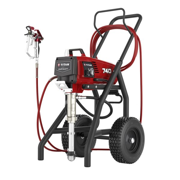 Airless Spraying Equipment And Accessories Sprayair And Power