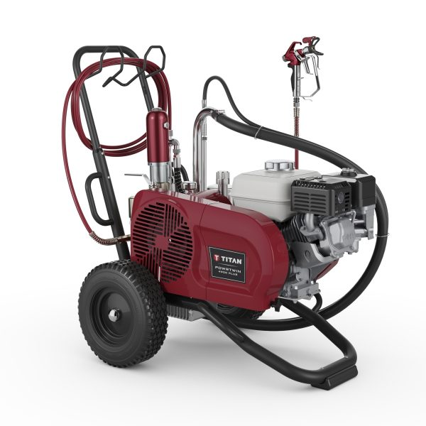Titan Hydraulic Airless Sprayer