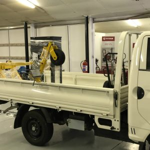 Truck / Bakkie Mounted Road Marking System