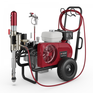 Petrol Hydraulic Airless Paint Sprayer