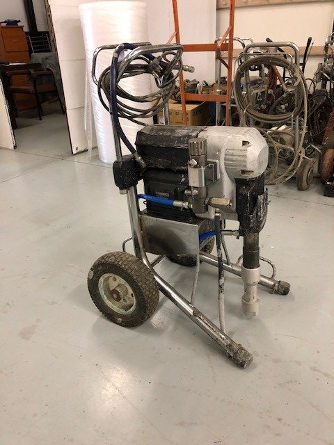 AGP PM031 Second Hand Petrol Sprayer
