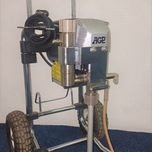 used airless paint sprayer