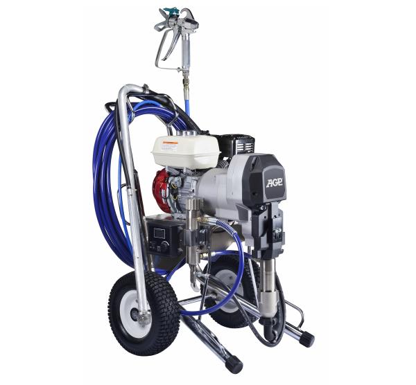 Petrol Paint Sprayer