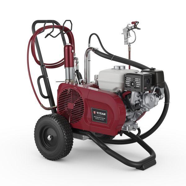 PowrTwin 6900 Airless Hydraulic Paint Sprayer